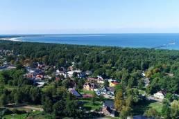 Luftbild Ostseebad Prerow